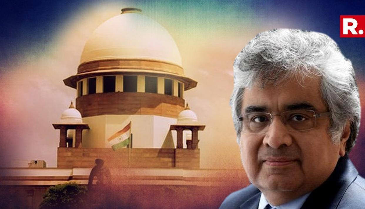 HARISH SALVE CALLS FOR 'SPEEDY' HEARING ON BABRI PLEAS