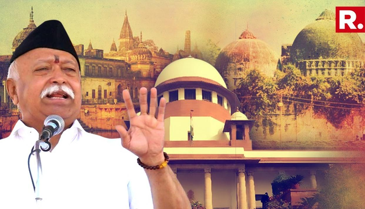 AYODHYA VERDICT: RSS HAILS SC'S JUDGMENT