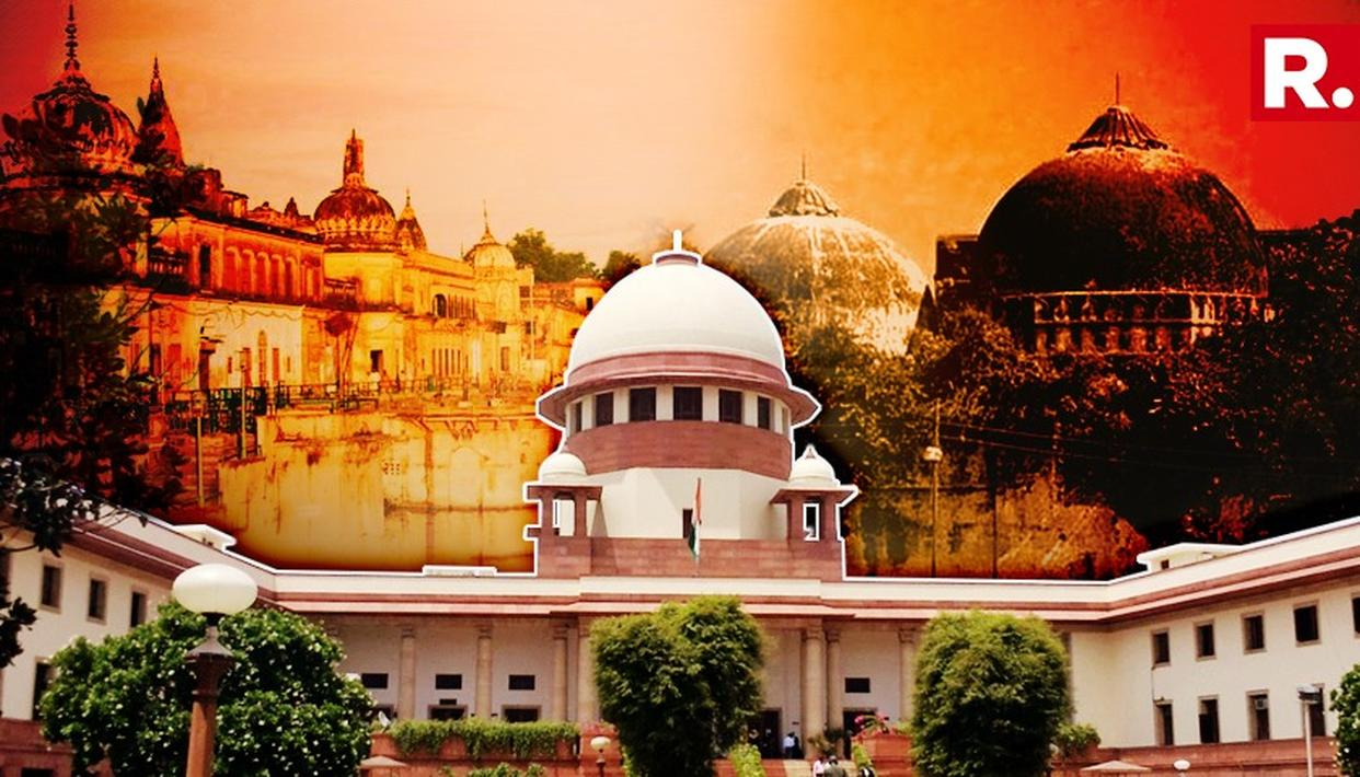 AYODHYA VERDICT | HERE'S ALL THAT WAS SAID IN SUPREME COURT'S 2:1 JUDGMENT