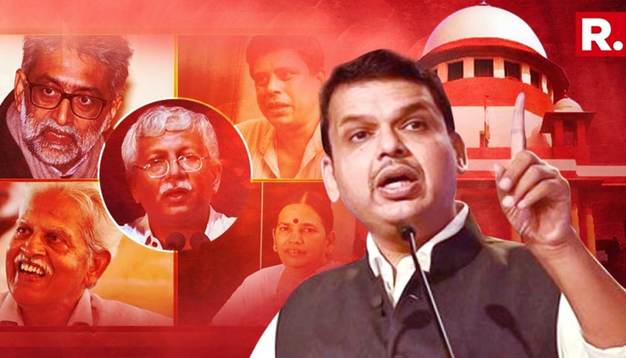 MAHA CM ON SUPREME COURT'S VERDICT ON URBAN NAXALS
