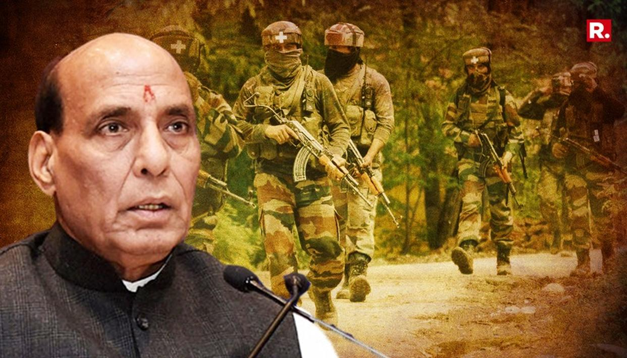 DID RAJNATH SINGH DROP A BIG HINT & DETAILS ABOUT BSF'S LATEST REVENGE ATTACK ON PAKISTAN?