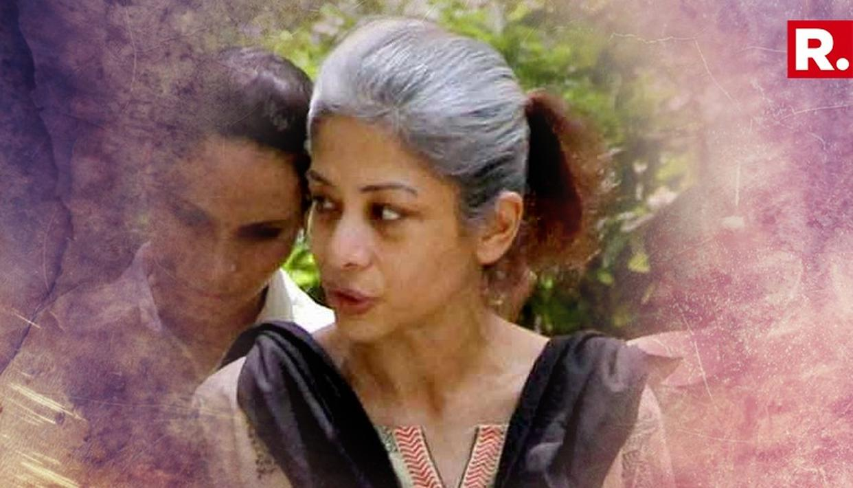 INDRANI MUKERJEA ASKED TO UNDERGO HRCT SCAN OF TEMPORAL BONE