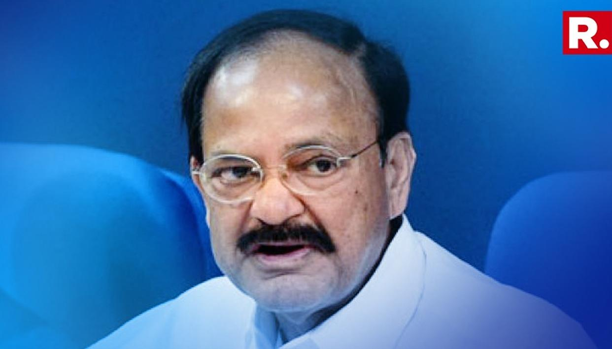 ''TERROR, TALKS CAN'T GO TOGETHER'' SAYS VICE PRESIDENT VENKAIAH NAIDU