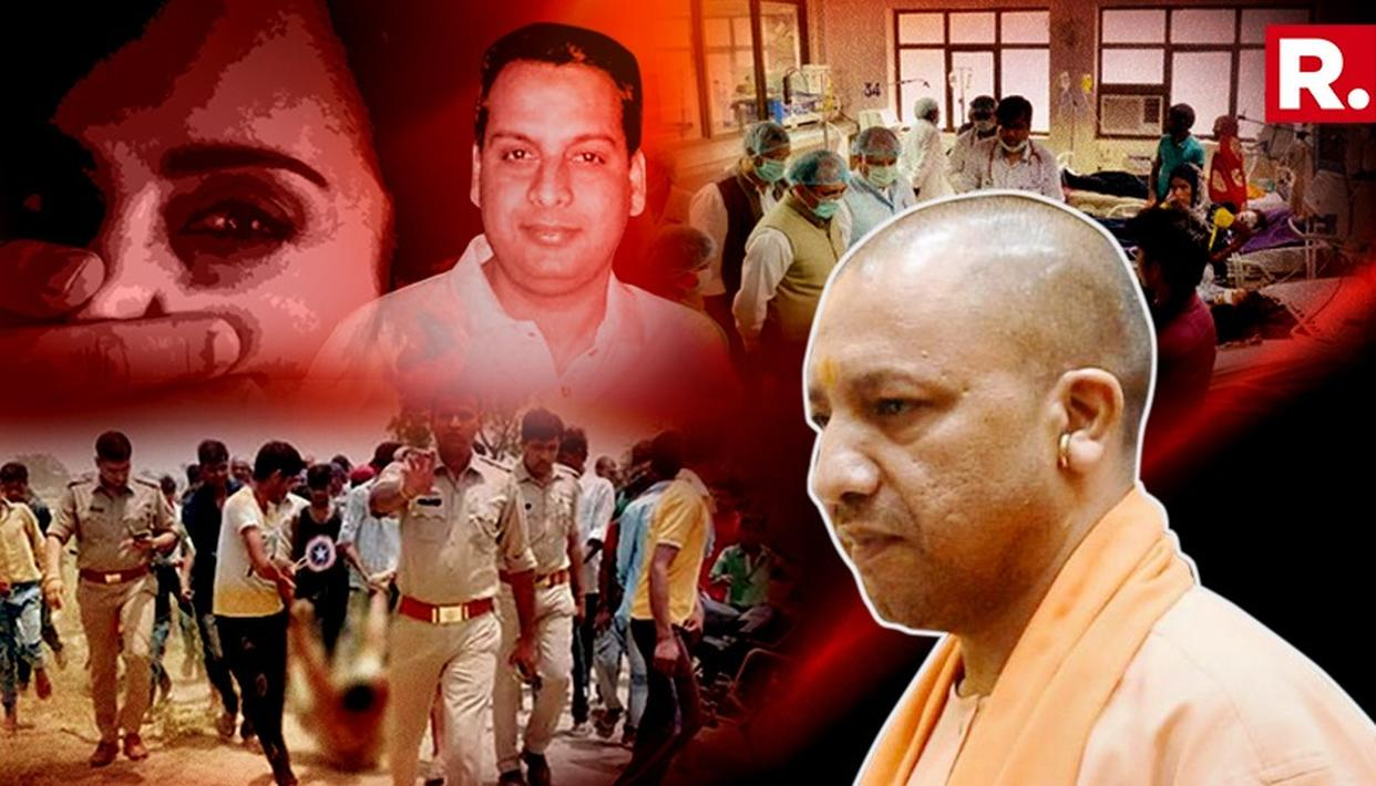 5 CASES THAT RAISED SERIOUS QUESTIONS ABOUT CM ADITYANATH'S LAW AND ORDER MACHINERY