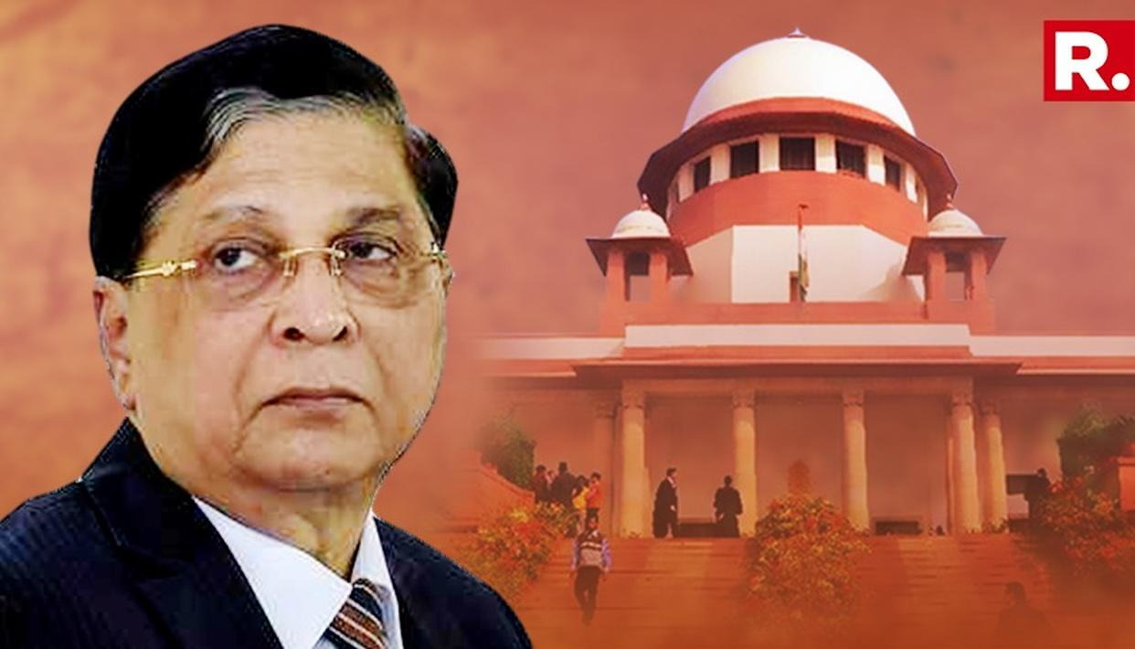 CJI DIPAK MISRA FAREWELL SPEECH