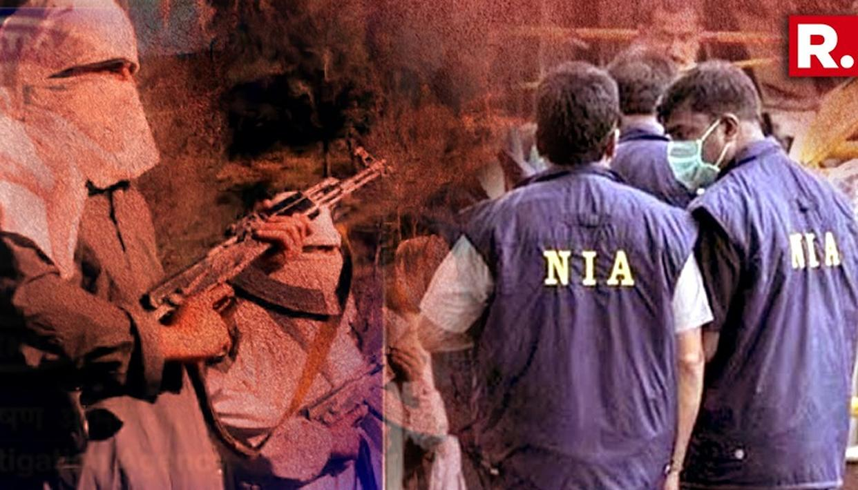 NATIONAL INVESTIGATION AGENCY RAIDS BACK IN THE VALLEY