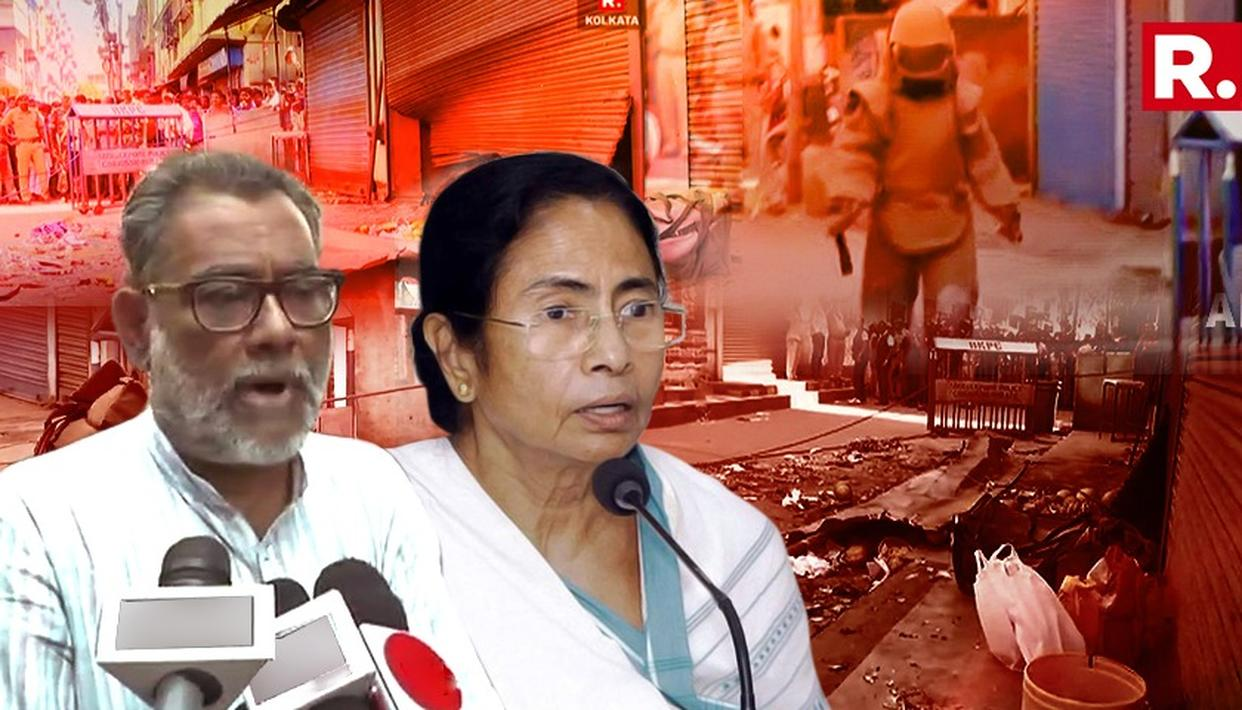 MAMATA'S MINISTER ACCUSES BJP, RSS OF KOLKATA BLAST