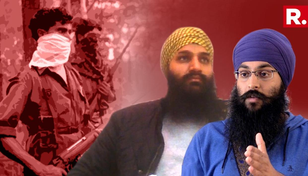 STUNG 'FRONT FOR KHALISTANI GROUPS' OPENLY ADMIT 'BREAK INDIA' PLAN