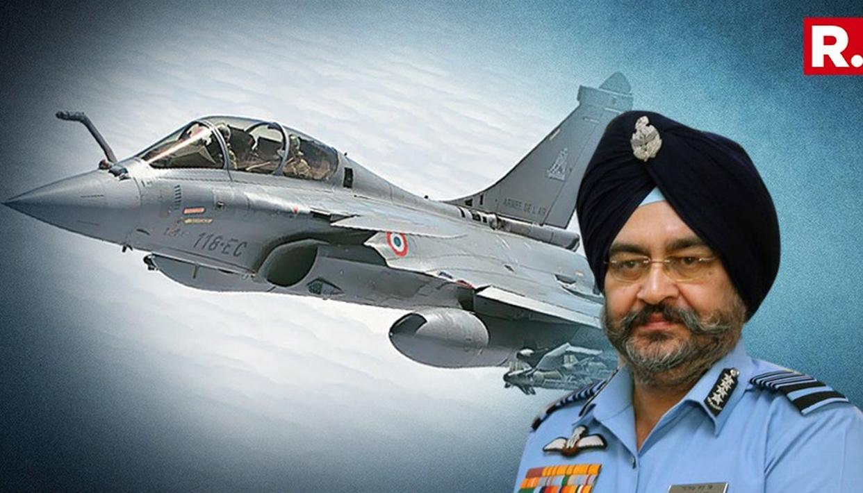 IAF CHIEF'S TAKE ON  RAFALE AND HAL? RAFALE 'BALLE BALLE', HAL 'THALLE THALLE'