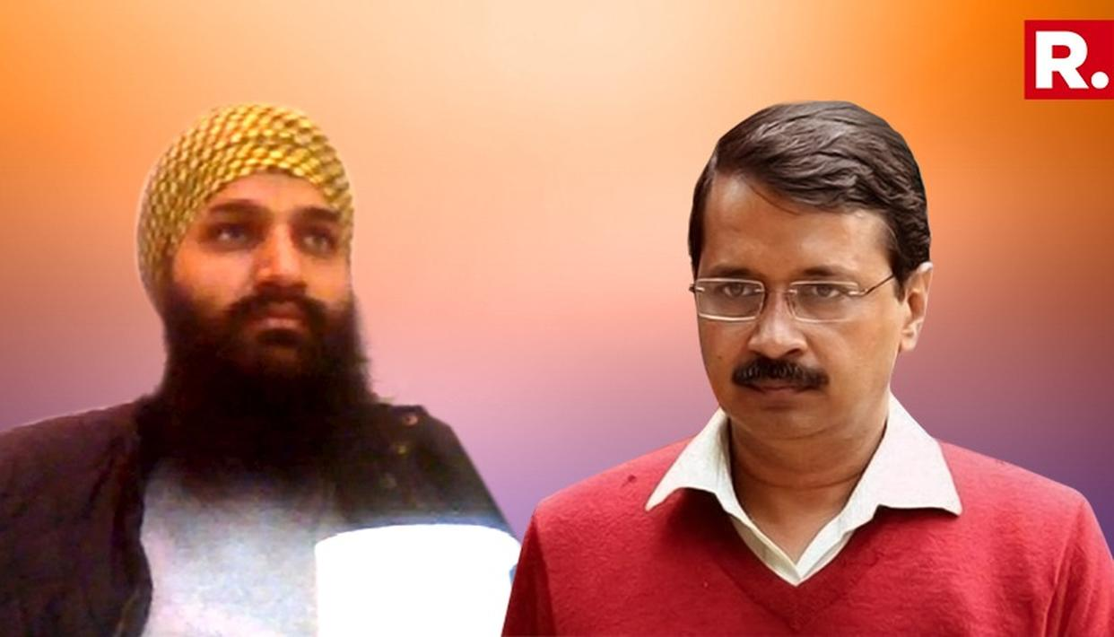 FORCES OF KHALISTANI GROUP MEMBER CLAIMS SUPPORT TO AAP