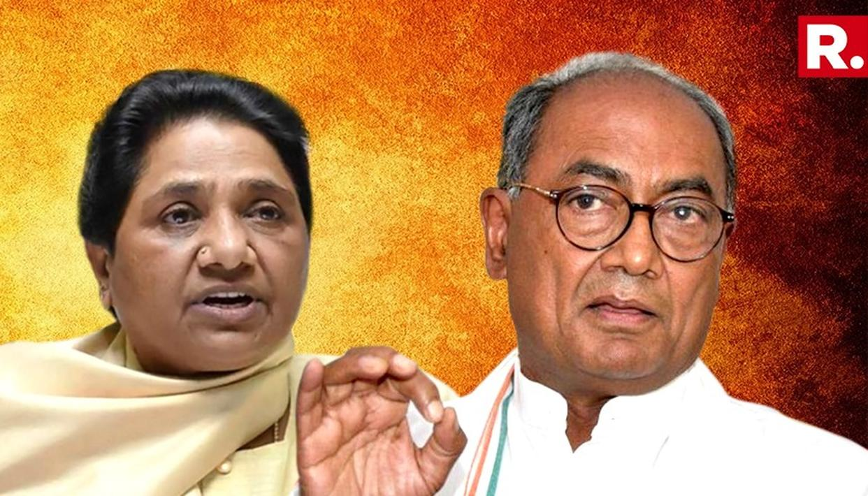 "CONGRESS DOES NOT FAVOUR DIGVIJAYA SINGH""S STATEMENT ON MAYAWATI"
