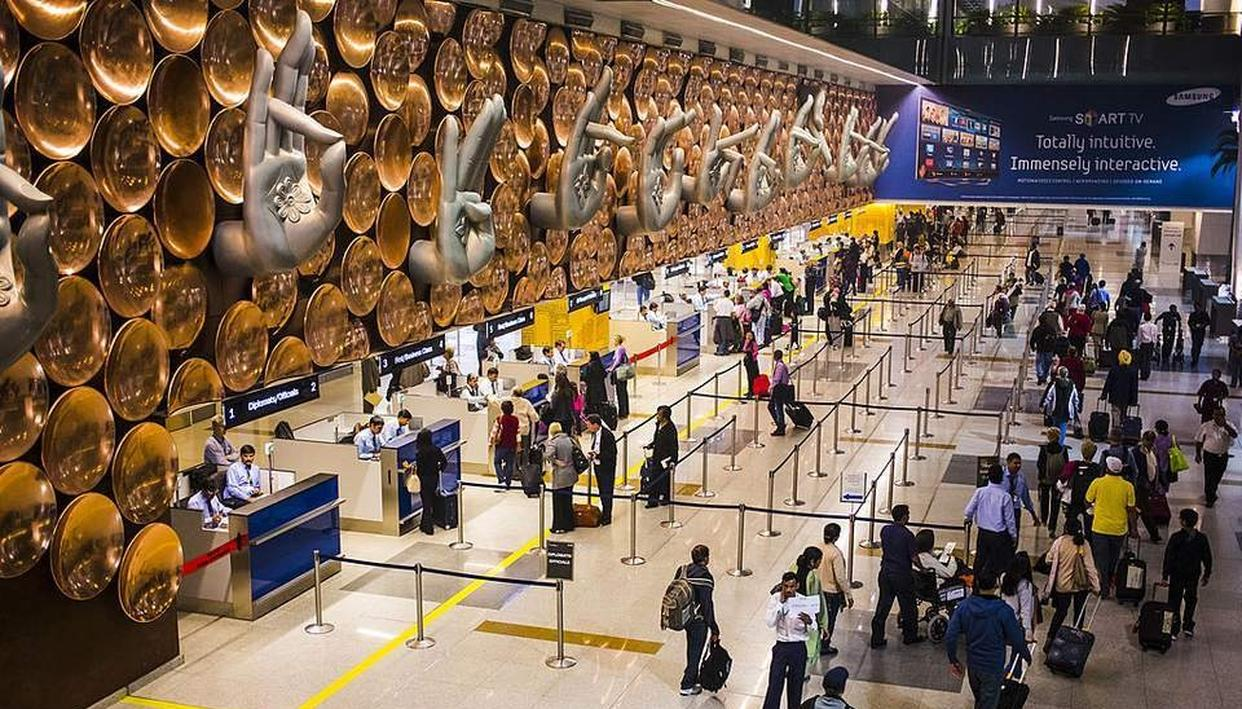DELHI'S IGI AIRPORT IS THE MOST PREFERRED IN INDIA FOR FOREIGNERS: IATA
