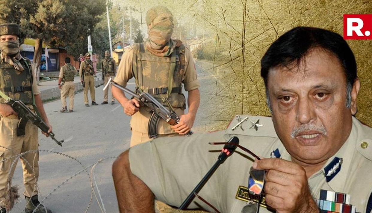 ADG OF POLICE DIRECT SSP'S TO WITHDRAW SPO'S FROM SECURITY DUTY
