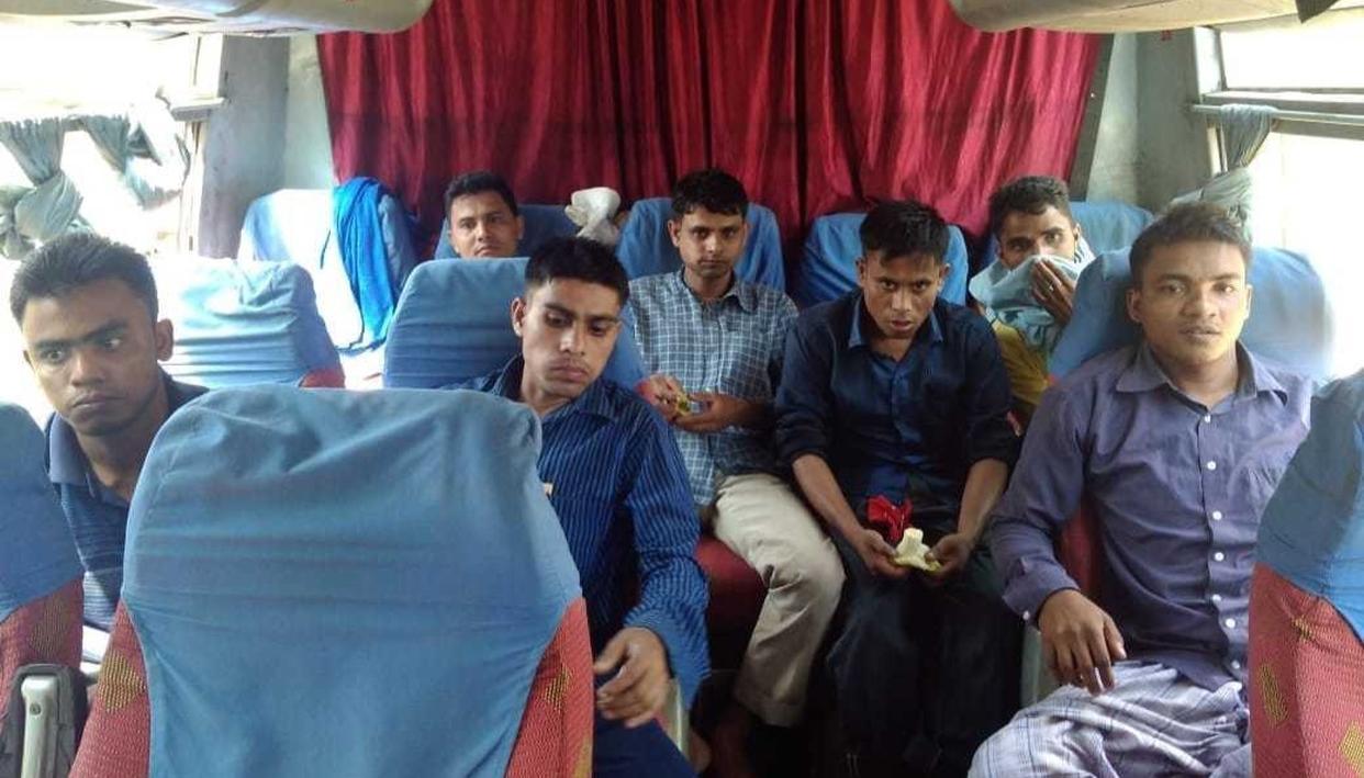 उच्चतम न्यायालय ने असम में रह रहे सात रोहिंग्याओं को म्यामां भेजने की दी अनुमति