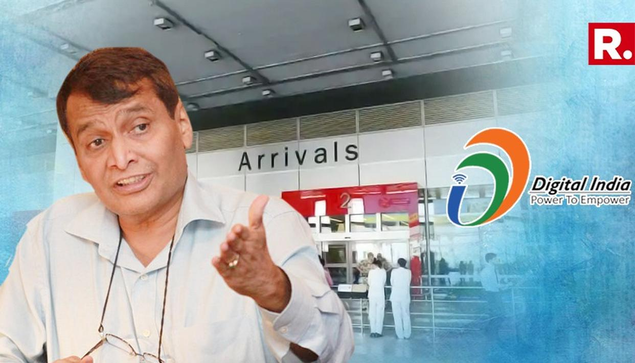DIGI YATRA: PASSENGERS CAN SOON USE FACIAL RECOGNITION BIOMETRIC TO ENTER AIRPORTS