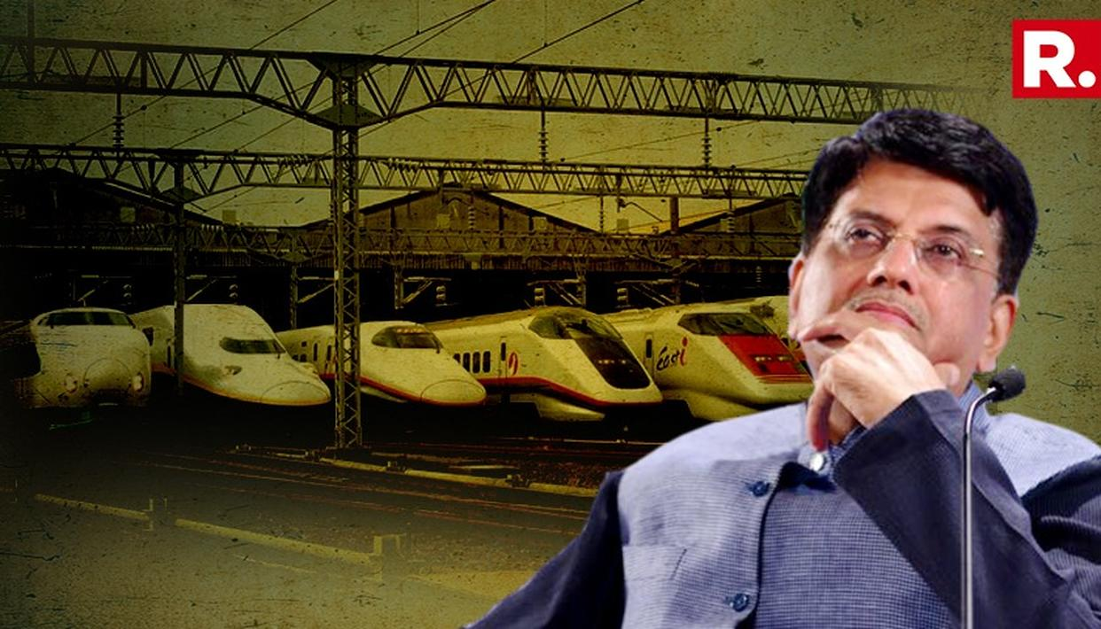 SHINKANSEN BULLET TRAIN FACED OPPOSITION EVEN IN JAPAN, NAYSAYERS IN INDIA TOO: GOYAL