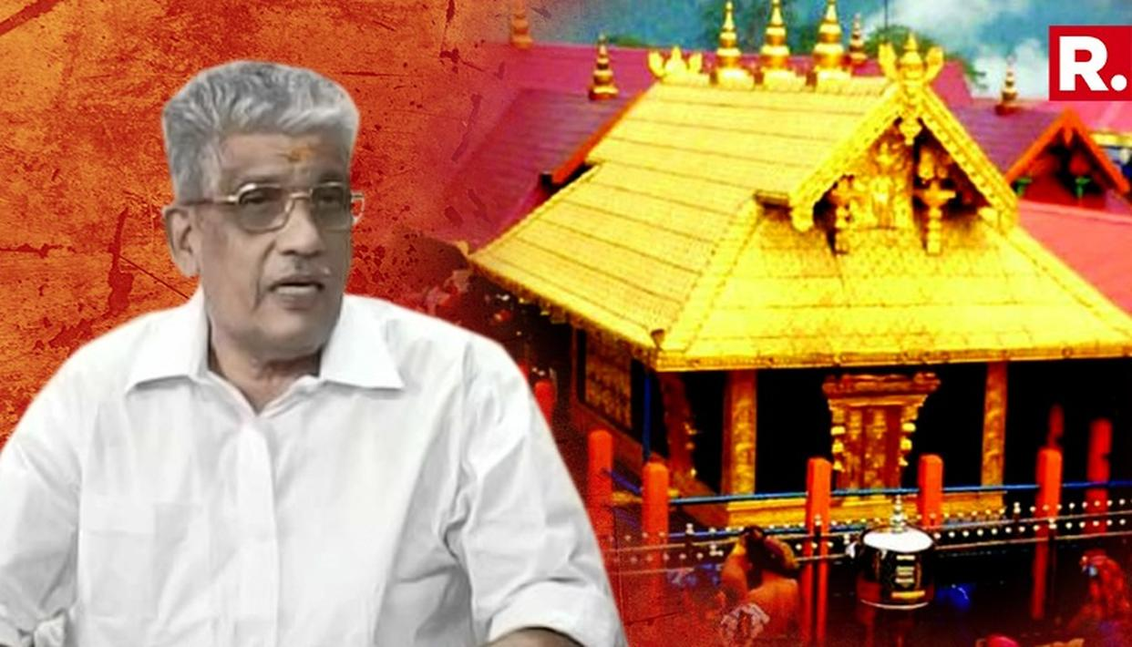 NAIR SERVICE SOCIETY TO FILE REVIEW PLEA AGAINST SABARIMALA VERDICT