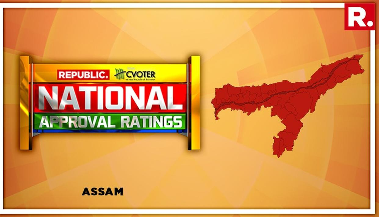 NATIONAL APPROVAL RATINGS: BJP, CONGRESS TO IMPROVE IN ASSAM