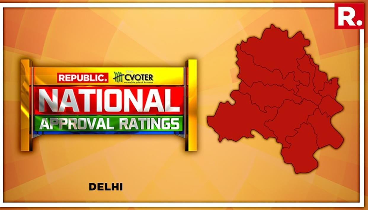 NATIONAL APPROVAL RATINGS: REPEAT OF 2014 IN CARDS IN DELHI