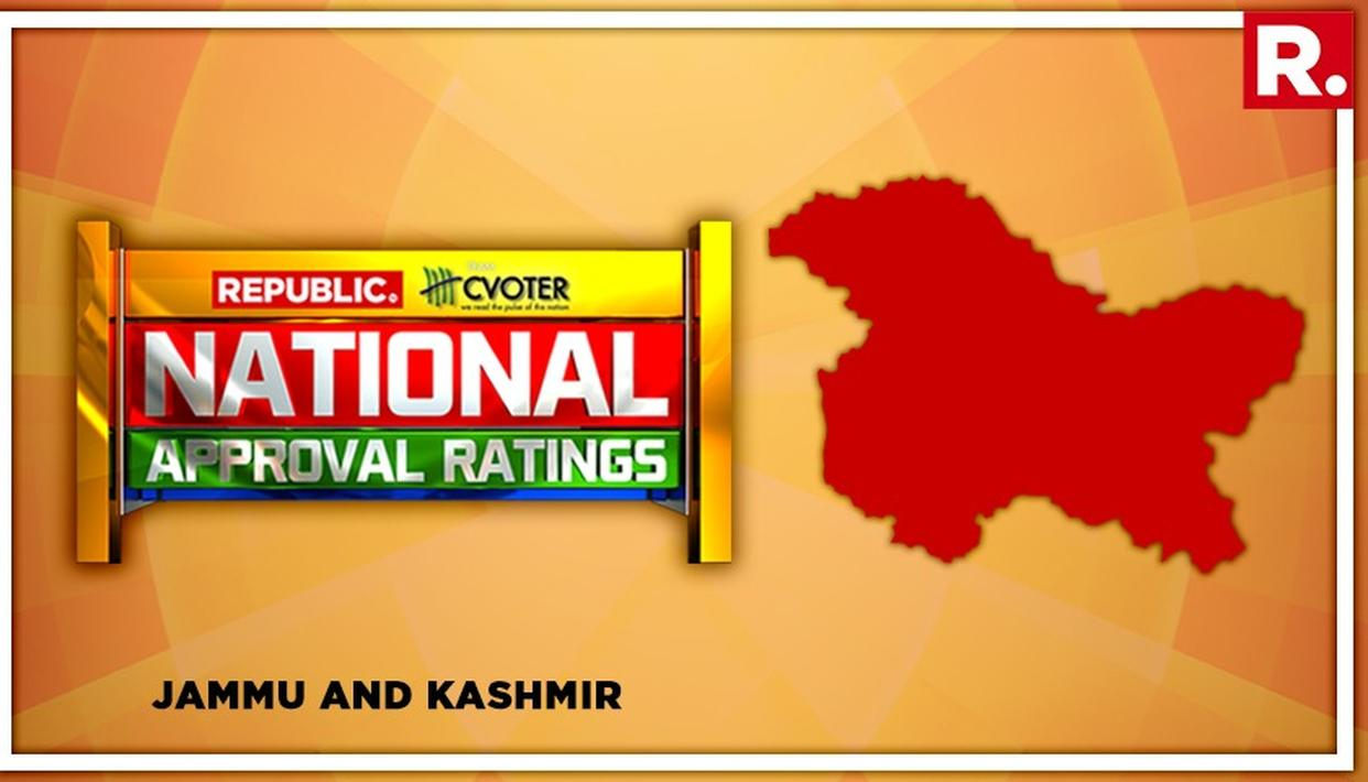 NATIONAL APPROVAL RATINGS: UPA TO WIN 4 SEATS IN J&K, UPA TO ACQUIRE 2