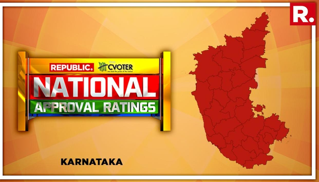 NATIONAL APPROVAL RATINGS: IN KARNATAKA, NDA TO WIN 18 SEATS, UPA -7 & JDS-3 SEATS