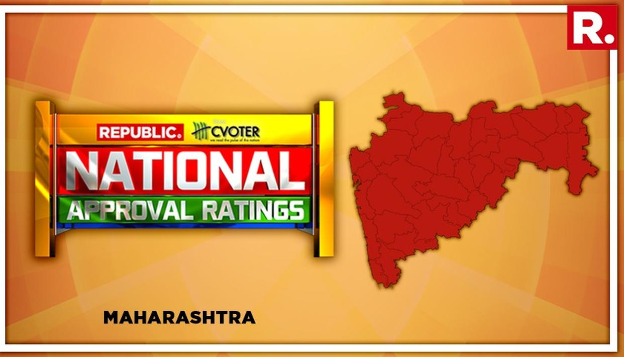 NATIONAL APPROVAL RATINGS: NDA TO LEAD MAHARASHTRA WITH 22 SEATS, UPA TO FOLLOW WITH 11 SEATS