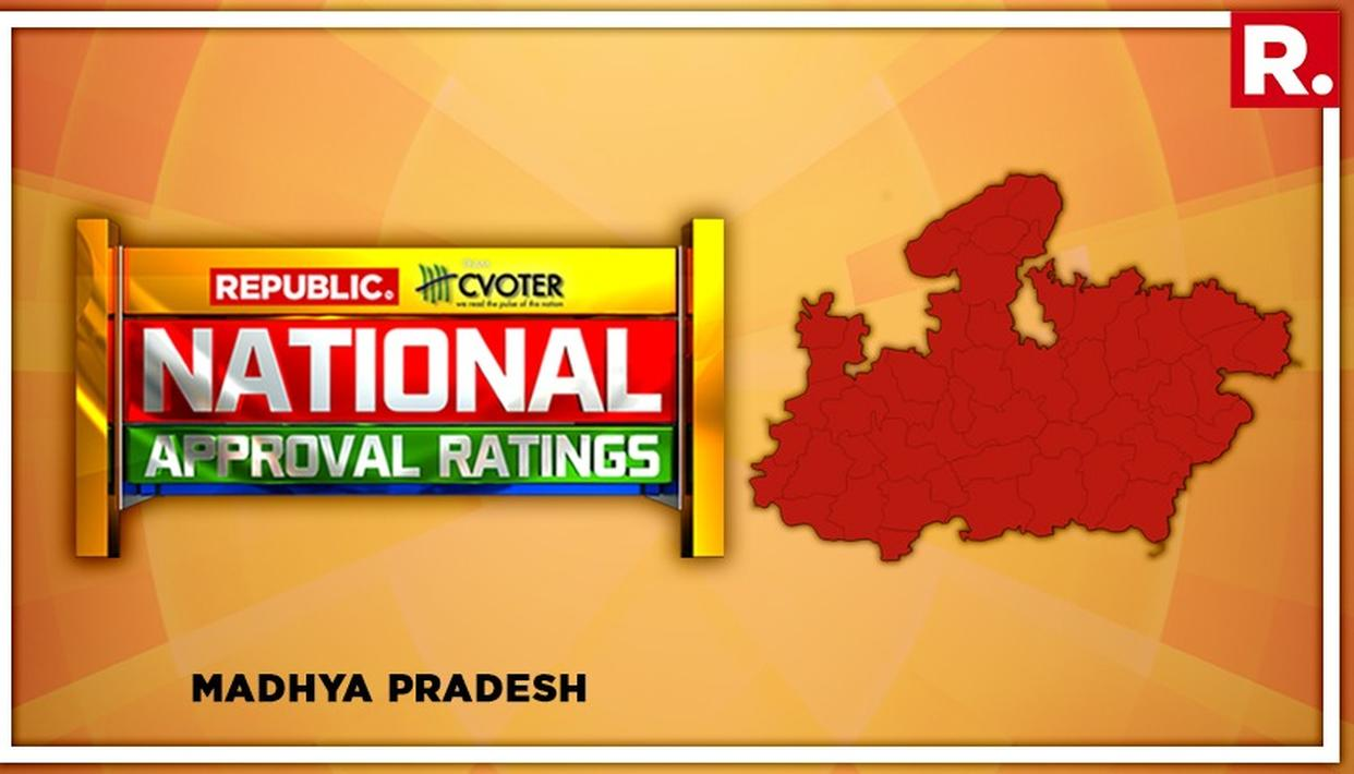 NATIONAL APPROVAL RATINGS: BJP TO REIGN SUPREME IN MP
