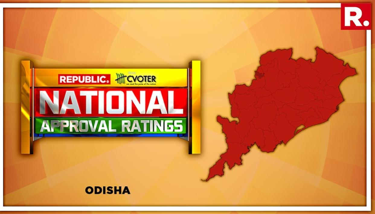 NATIONAL APPROVAL RATINGS: BJD TO FALL, BJP TO RISE IN ODISHA