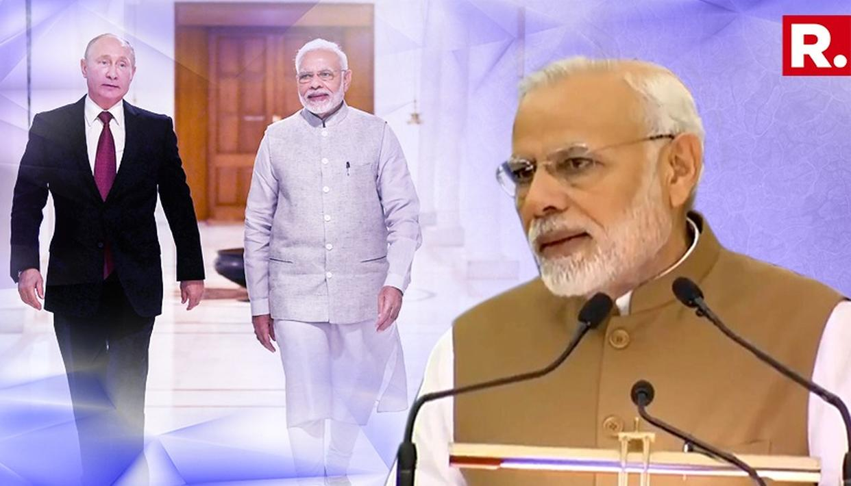 PUTIN IN INDIA: HIGHLIGHTS OF PM MODI'S FULL ADDRESS FROM JOINT SUMMIT