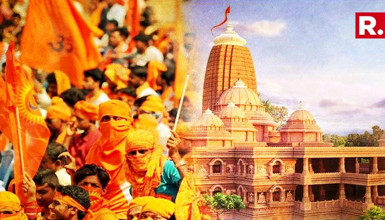 VHP DEMANDS ORDINANCE ON RAM MANDIR CONSTRUCTION