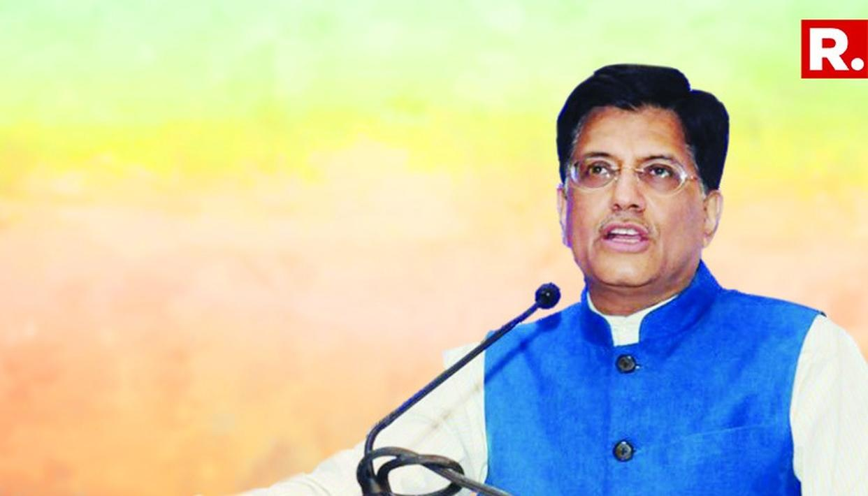 ''CHHATTISGARH WITNESSED HISTORIC DEVELOPMENT UNDER RAMAN SINGH'' SAYS PIYUSH GOYAL