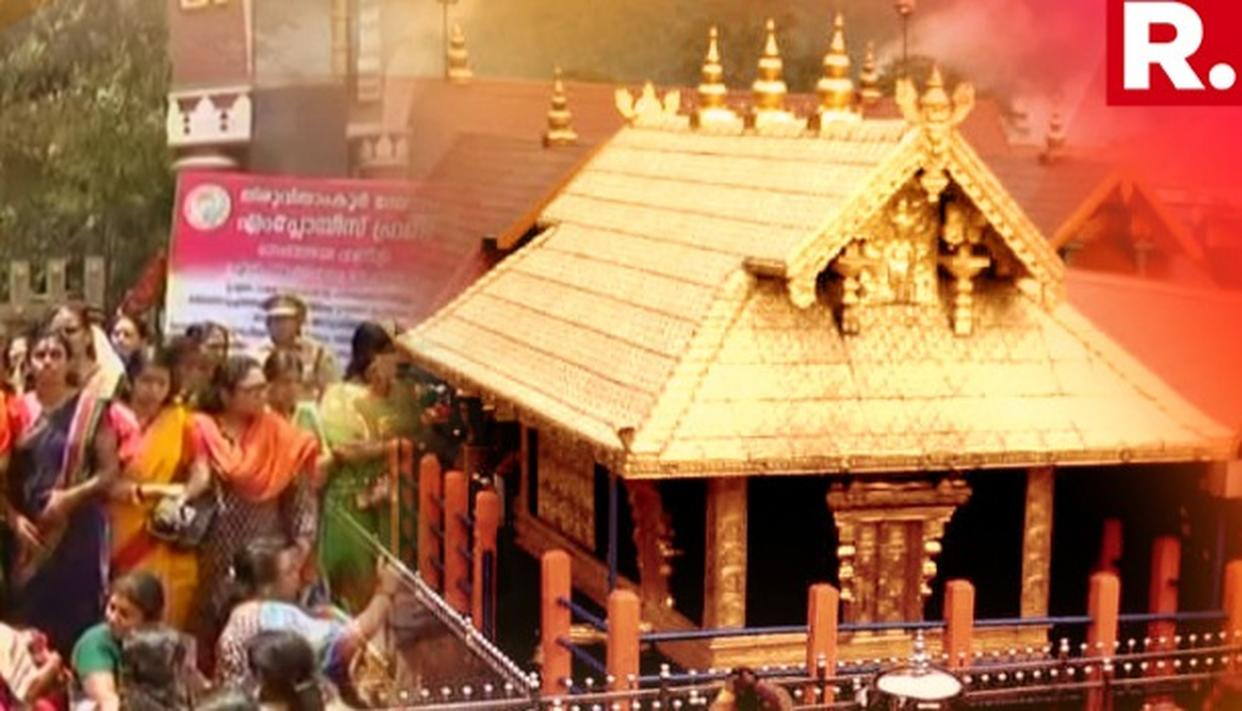 REVIEW PETITION FILED IN SC CHALLENGING SC'S SABARIMALA VERDICT