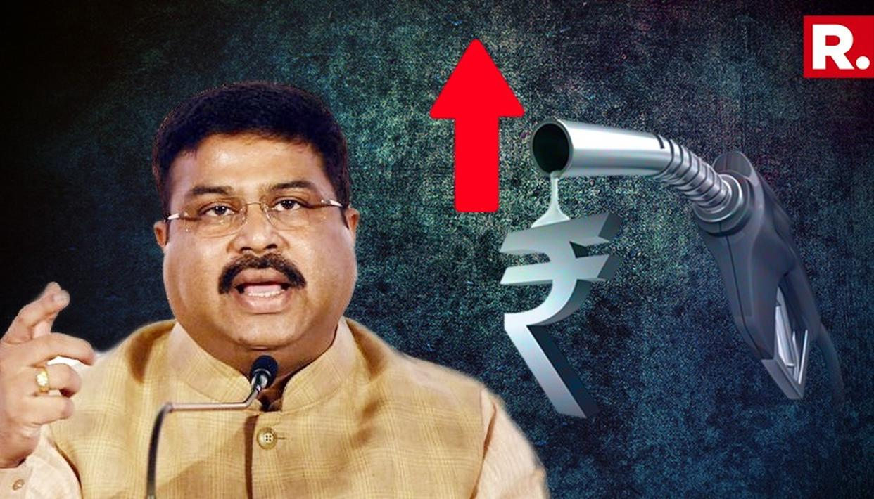 NO GOING BACK ON FUEL PRICE DEREGULATION SAYS OIL MINISTER DHARMENDRA PRADHAN