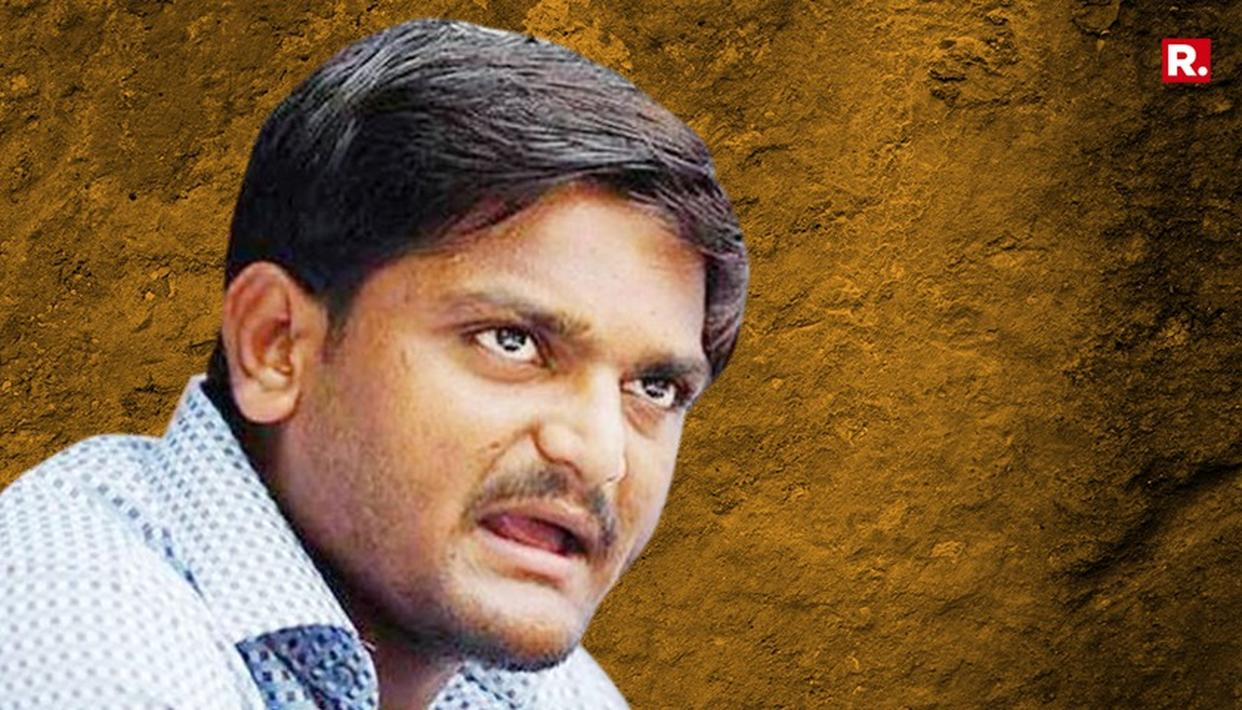 HARDIK PATEL SPEAKS ON GUJARAT HATE POLITICS
