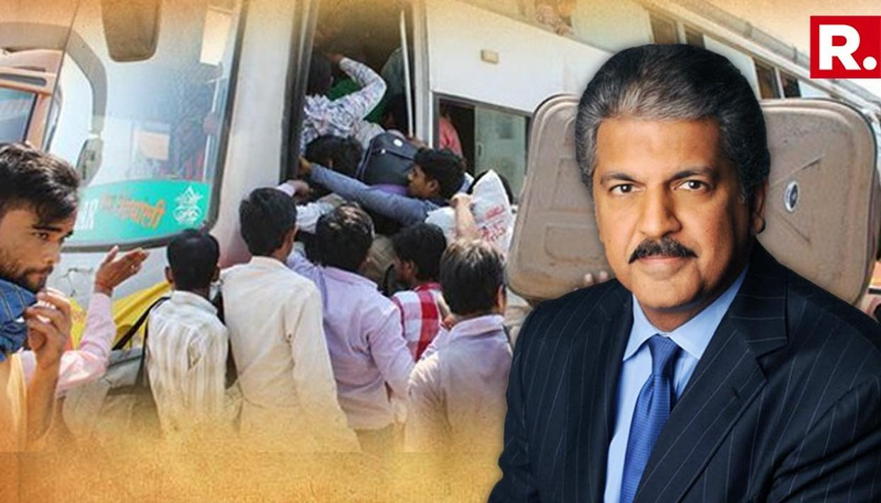 ANAND MAHINDRA REACTS TO GUJARAT VIOLENCE