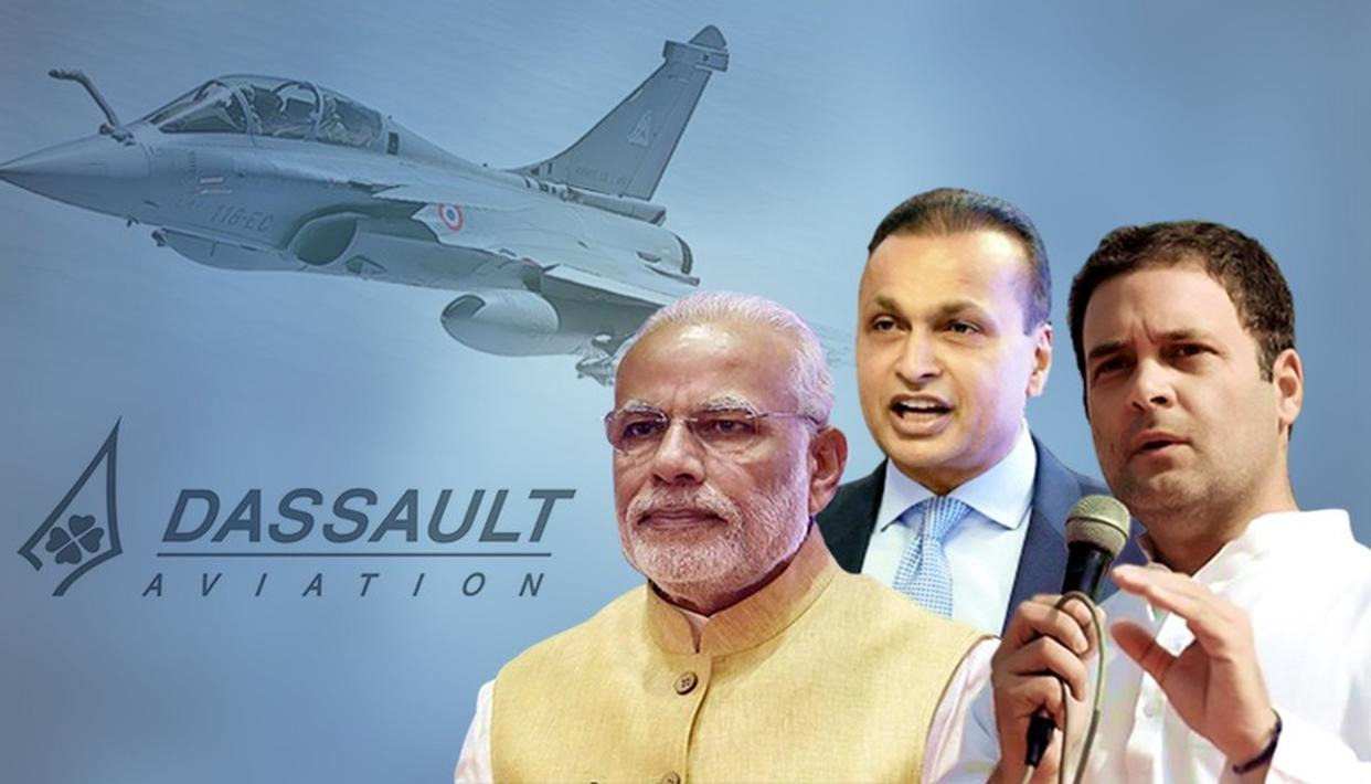 FREELY CHOSE TO PARTNER WITH 'RELIANCE': DASSAULT AVIATION