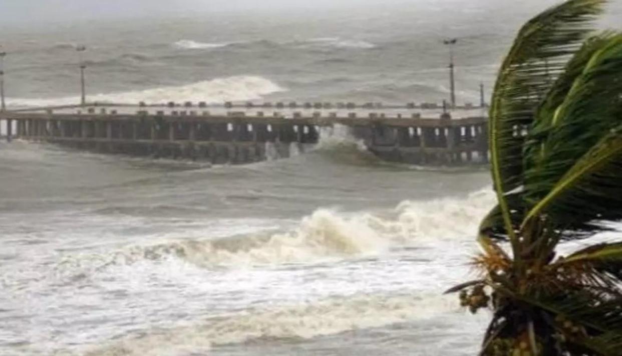 चक्रवाती तूफान 'तितली' ने आंध्र प्रदेश में आठ लोगों की ली जान, बड़े पैमाने पर हुई तबाही