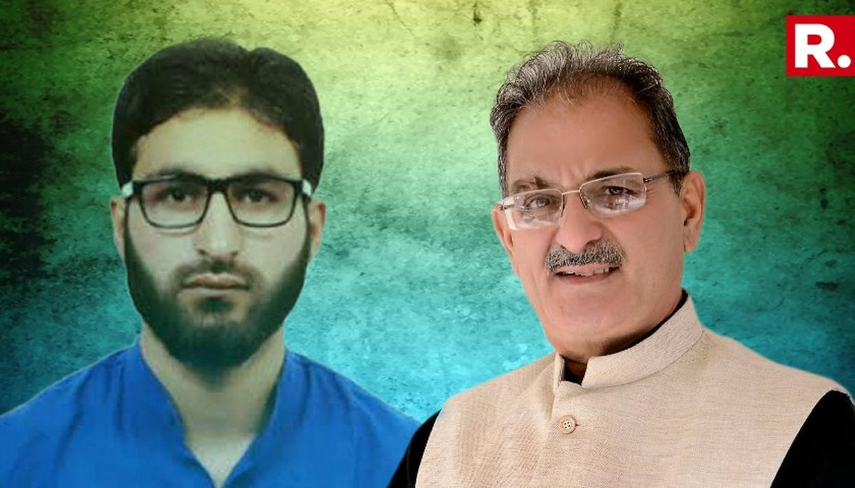 Manan Wani Neutralised: Former Deputy CM of J&K Kavinder Gupta praises Indian Armed Forces, says 'they did a good job' - Republic World