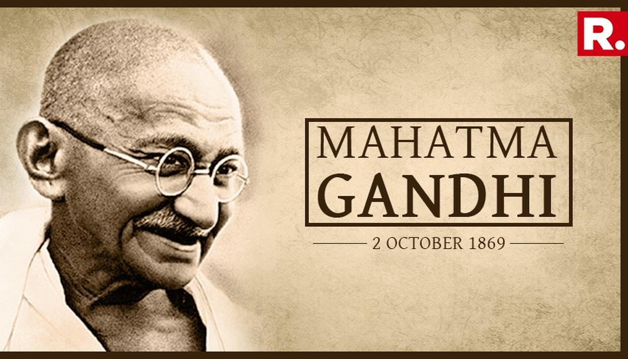 OVER 900 PRISONERS RELEASED TO MARK MAHATMA'S GANDHI'S 150TH BIRTH ANNIVERSARY