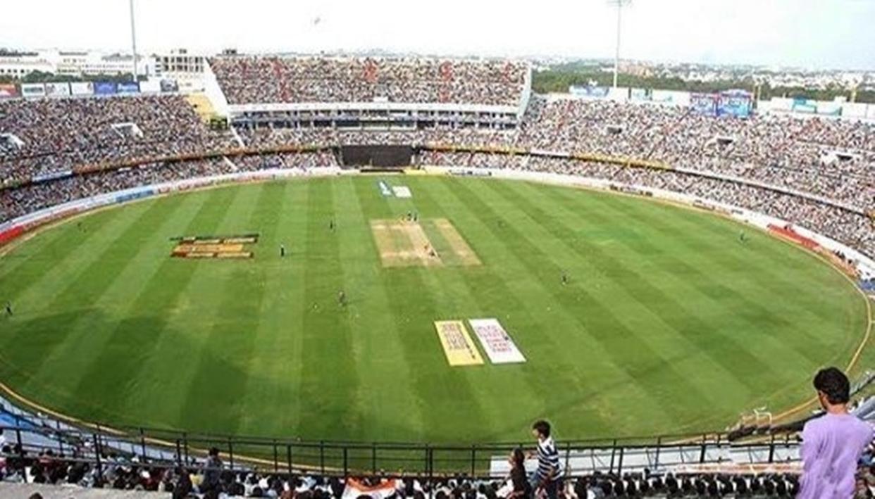 स्टेडियम के अंदर मंदिर ने बदला भारतीय टीम का 'भाग्य'