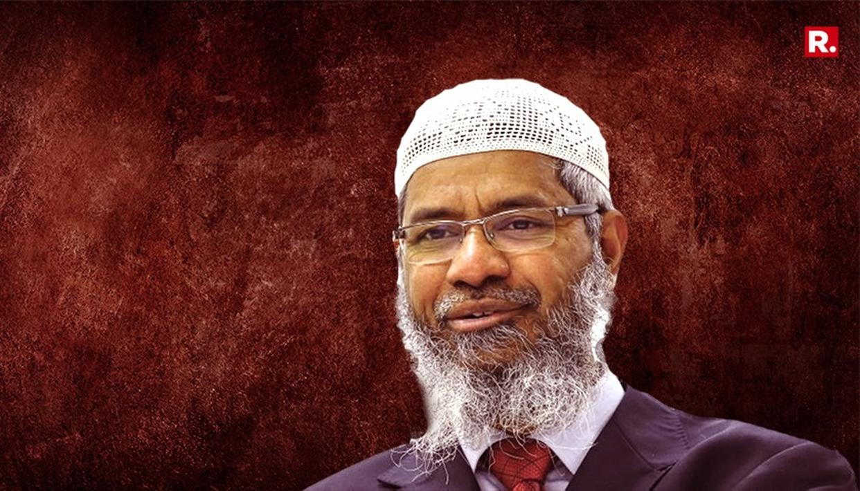 NIA court orders attachment of four properties of Zakir Naik - Republic World