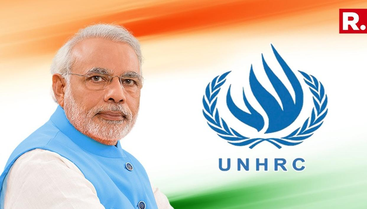 India wins election to UN Human Rights Council - Republic World