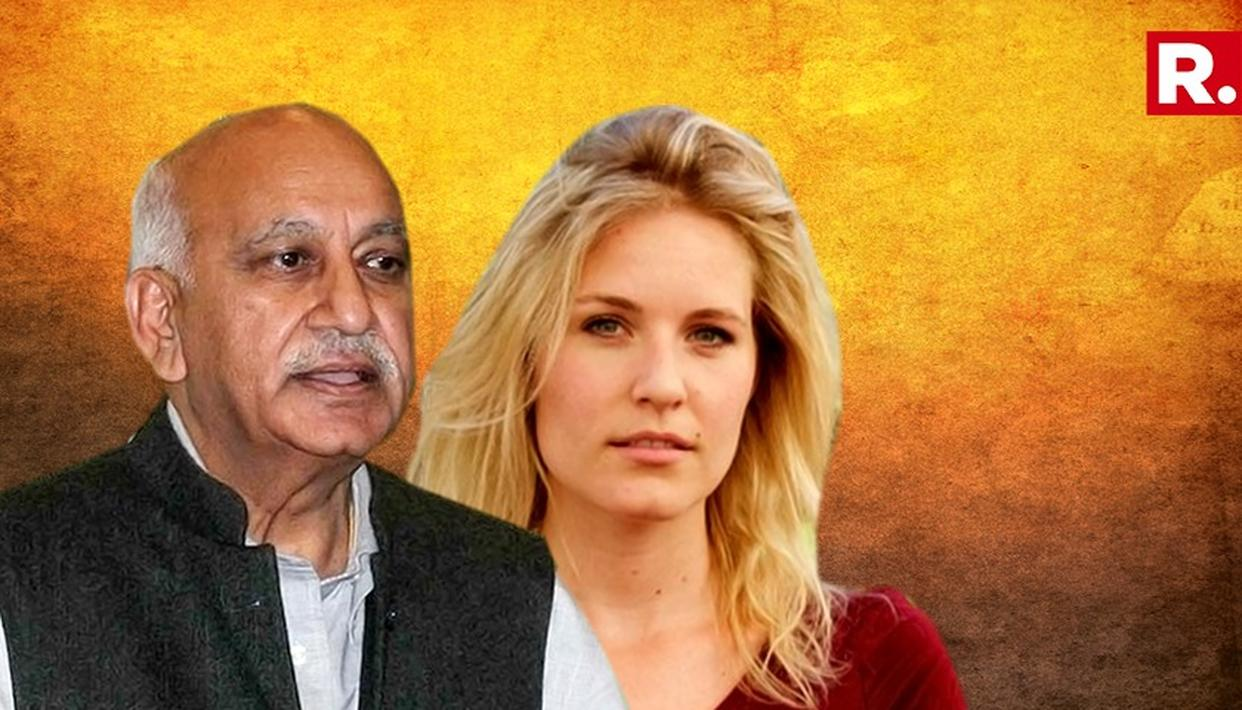 ANOTHER JOURNALIST ACCUSES MJ AKBAR OF HARASSMENT