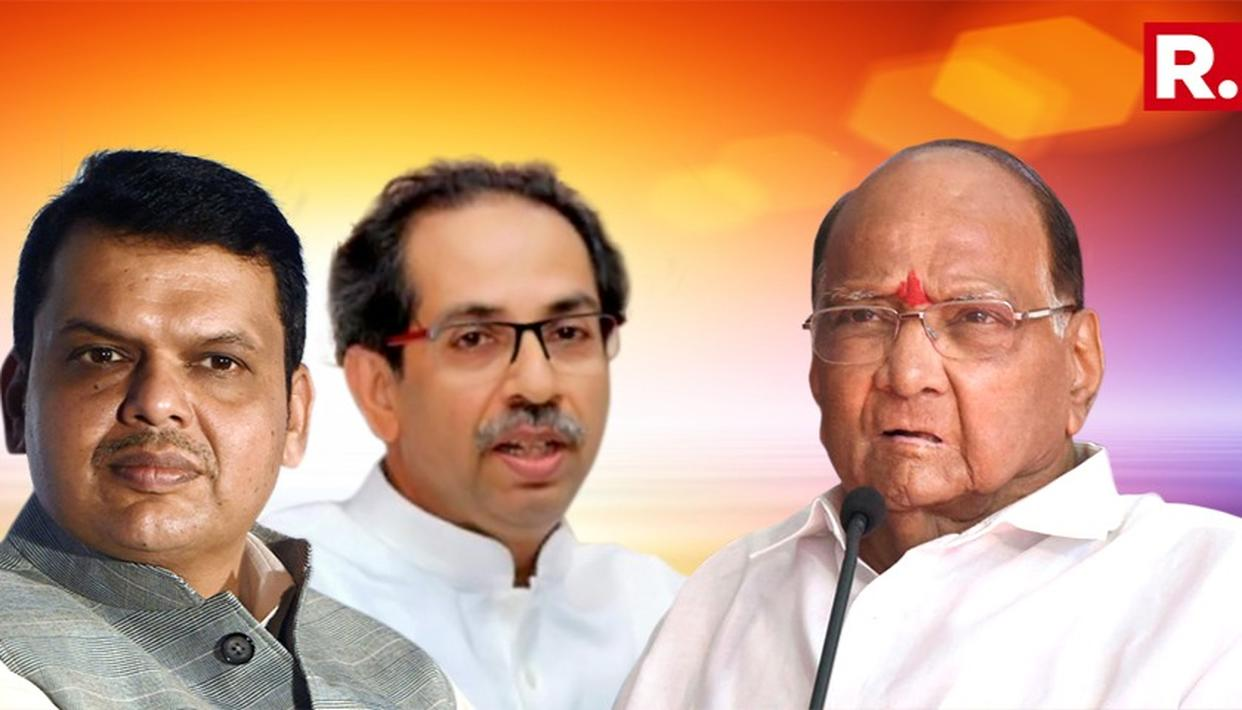 BJP, SENA MAY JOIN HANDS FOR LS POLL, BUT NOT FOR STATE: PAWAR