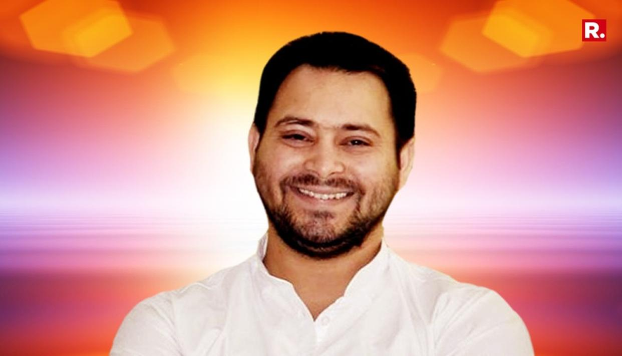 'COPS ARE AFRAID OF CRIMINALS IN BIHAR'' SAYS TEJASWI YADAV