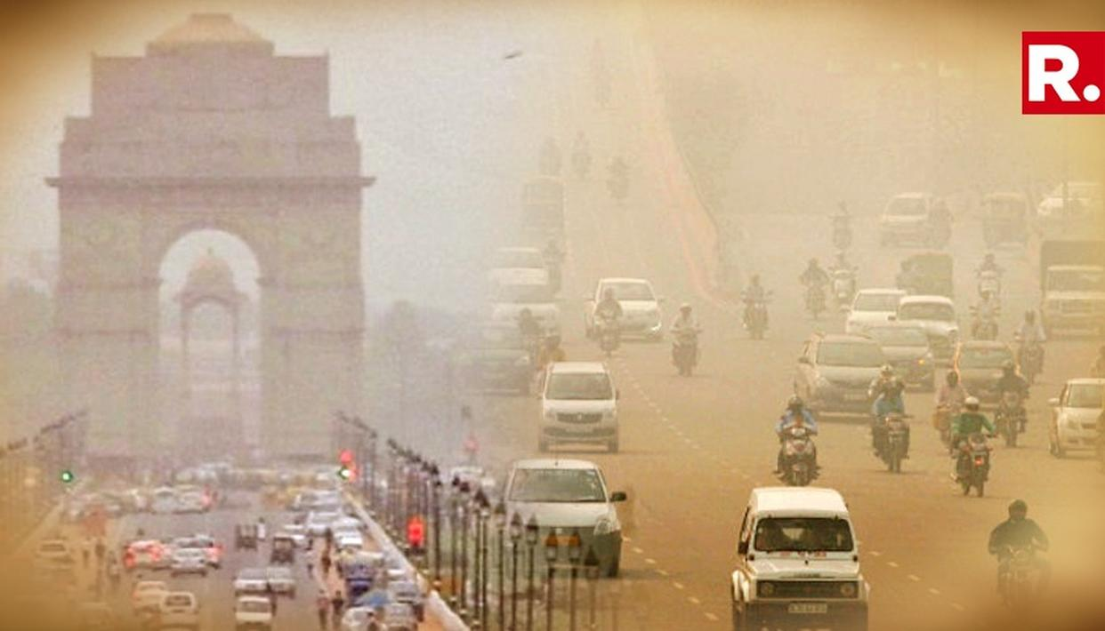 DELHI'S AIR QUALITY REMAINS POOR: AUTHORITIES
