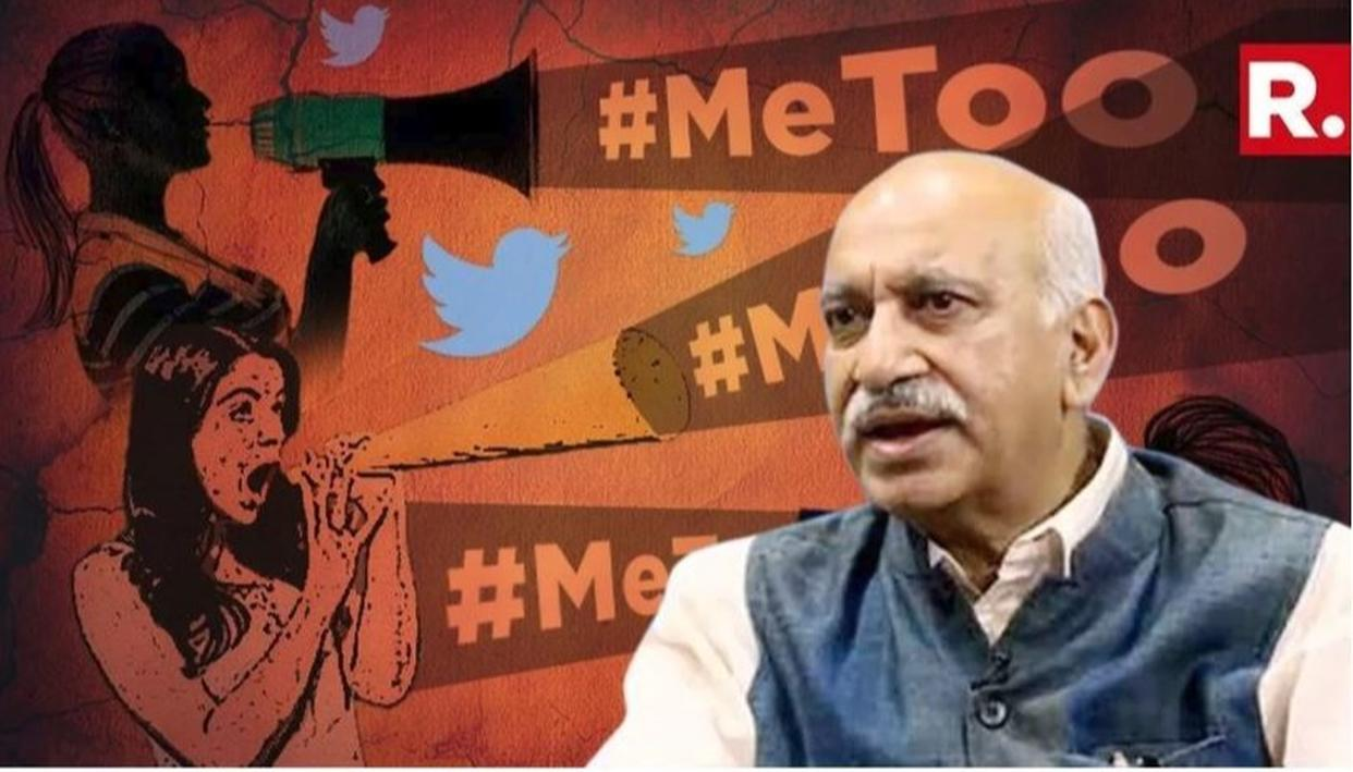 INDIAN WOMEN'S PRESS CORPS SLAM MJ AKBAR