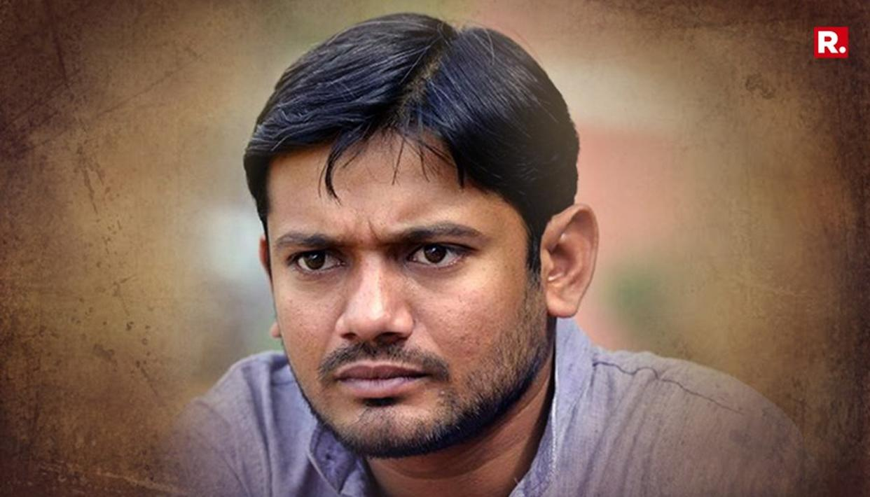 FIR LODGED AGAINST KANHAIYA KUMAR FOR THREATENING AIIMS DOCTOR