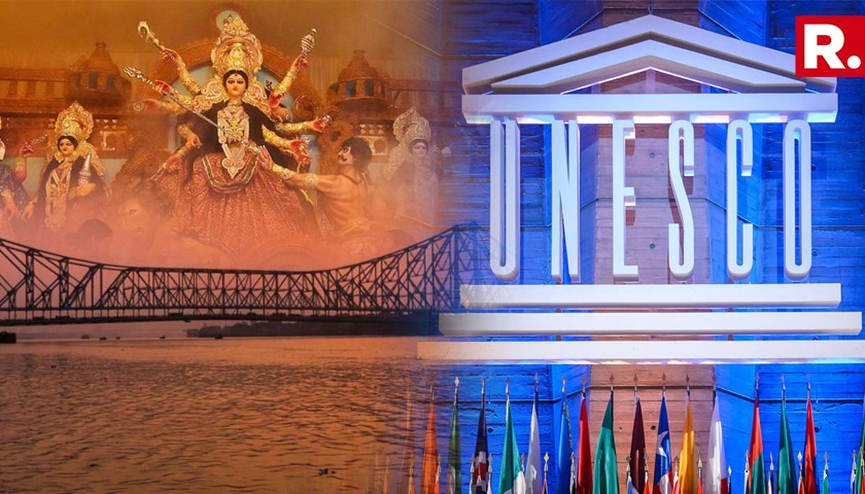 'DURGA PUJA' THEME PITCHES KOLKATA FOR UNESCO'S CITY OF LITERATURE' HONOUR