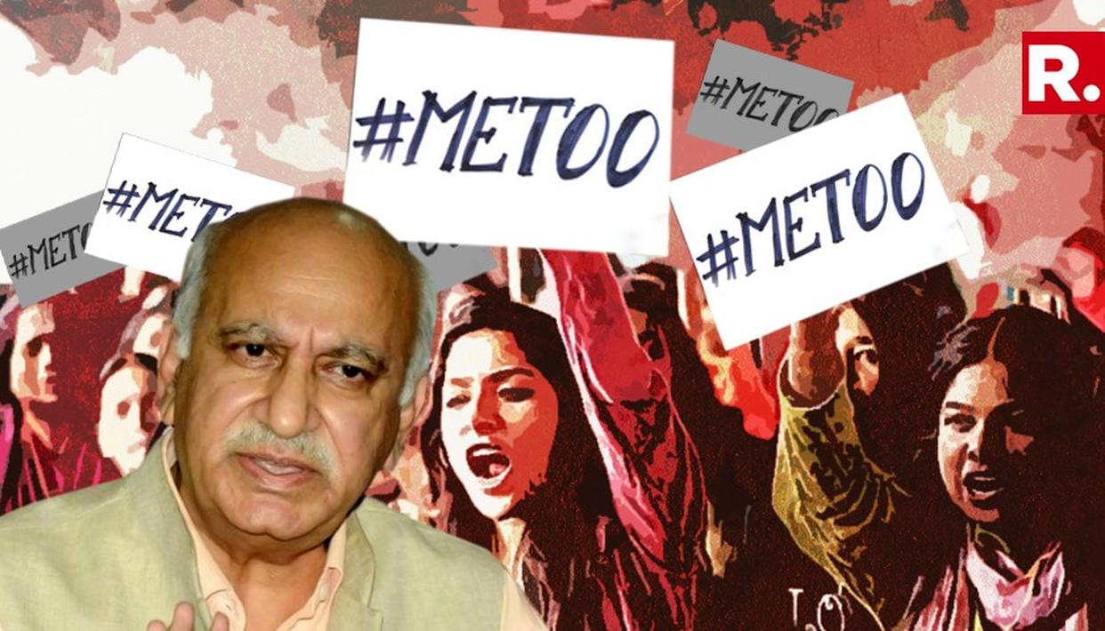 ANOTHER WOMAN ACCUSES MJ AKBAR OF SEXUAL HARASSMENT
